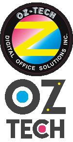 Oz-Tech Print Store Logo